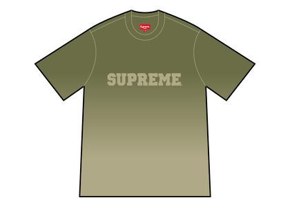 Supreme Gradient S/S Top Green (FW21)の写真