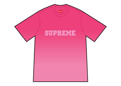 Supreme Gradient S/S Top Pink (FW21)の写真