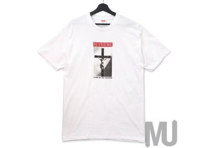 Supreme Loved By The Children Tee Whiteの写真