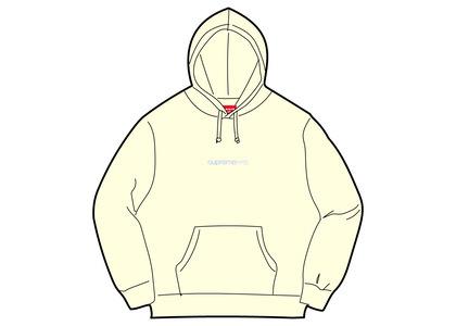 Supreme Number One Hooded Sweatshirt White (FW21)の写真