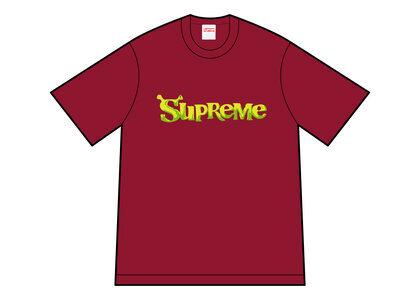 Supreme Shrek Tee Red (FW21)の写真