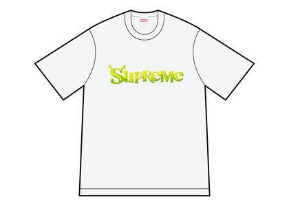 Supreme Shrek Tee White (FW21)の写真