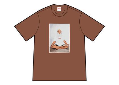 Supreme Rick Rubin Tee Brown (FW21)の写真