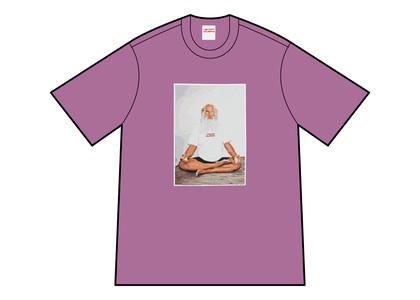 Supreme Rick Rubin Tee Purple (FW21)の写真