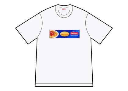 Supreme Spaghetti Tee White (FW21)の写真