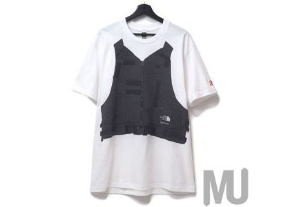 Supreme The North Face RTG Tee Whiteの写真