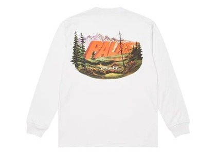 Palace Chapping Longsleeve White (FW21)の写真