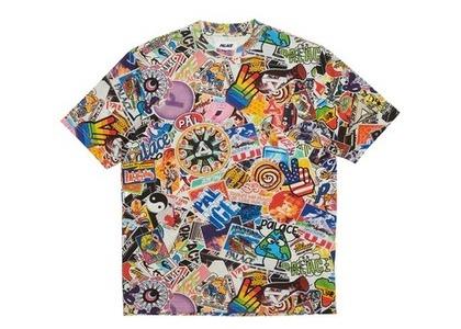 Palace Sticker Pack T Shirt Multi (FW21)の写真