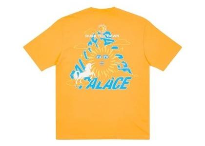 Palace Da One T Shirt Orange (FW21)の写真