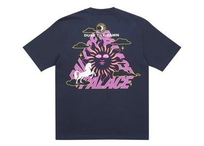 Palace Da One T Shirt Navy (FW21)の写真