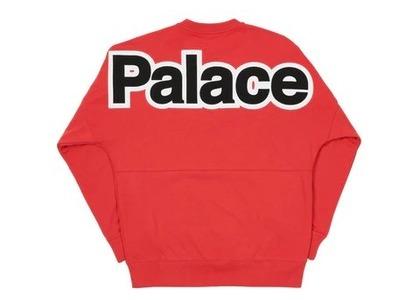 Palace Word Crew Red (FW21)の写真