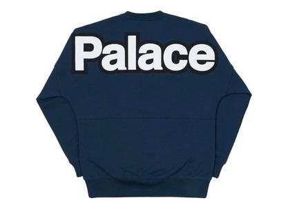 Palace Word Crew Navy (FW21)の写真