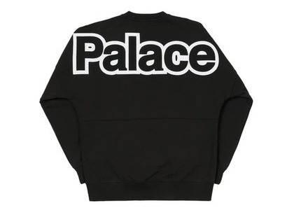 Palace Word Crew Black (FW21)の写真