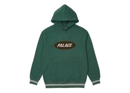 Palace Oval Hood Green (FW21)の写真