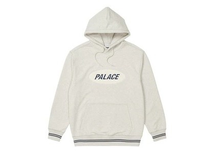Palace Oval Hood Grey (FW21)の写真