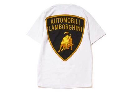 Supreme Automobili Lamborghini Tee Whiteの写真