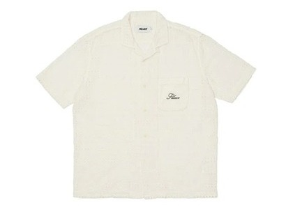 Palace There's A Hole In My Shirt White (FW21)の写真