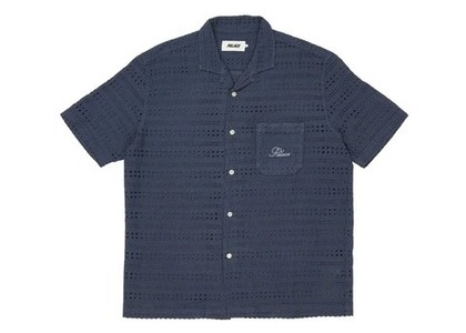 Palace There's A Hole In My Shirt Navy (FW21)の写真
