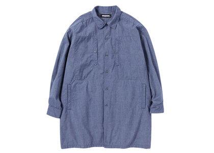 Neighborhood Rothko C-Shirt LS Blueの写真