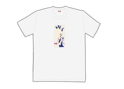 Supreme My Bloody Valentine Glider Tee Whiteの写真