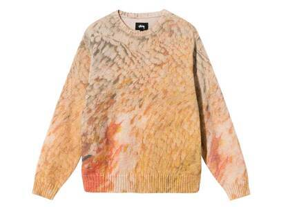 Stussy Wings Print Sweater Multi (FW21)の写真