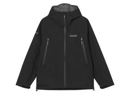 Stussy Gore-Tex Shell Jacket Black (FW21)の写真
