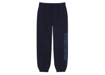 Stussy Sport Embroidered Pant Navy (FW21)の写真