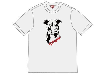 Supreme Pitbull Tee Whiteの写真