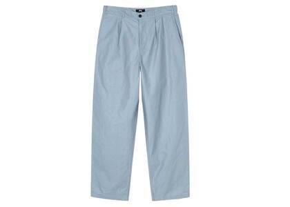 Stussy Volume Pleated Trouser Slate (FW21)の写真