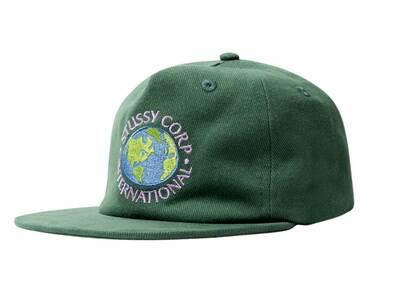 Stussy Utopia Strapback Cap Green (FW21)の写真