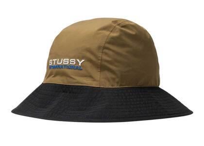 Stussy Gore-Tex Shell Hat Coyote (FW21)の写真