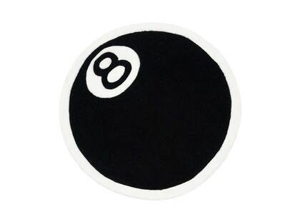 Stussy 8 Ball Rug Black (FW21)の写真