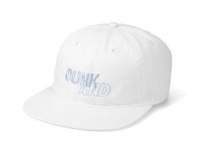 SNKR DUNK × WIND AND SEA Dunk Cap Whiteの写真