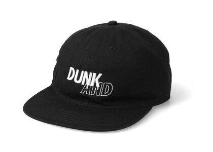 SNKR DUNK × WIND AND SEA Dunk Cap Blackの写真