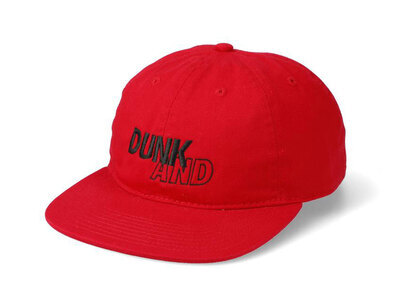 SNKR DUNK × WIND AND SEA Dunk Cap Redの写真