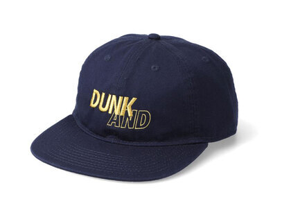 SNKR DUNK × WIND AND SEA Dunk Cap Navyの写真