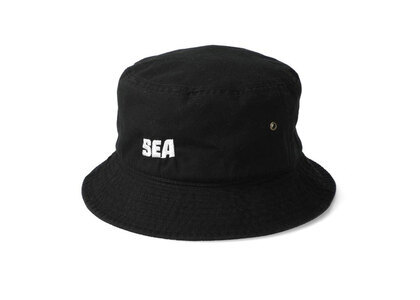 SNKR DUNK × WIND AND SEA Sea Bucket Hat Blackの写真