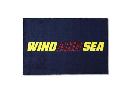 SNKR DUNK × WIND AND SEA Wind And Sea Sneaker Mat Navyの写真