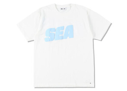 SNKR DUNK × WIND AND SEA Sea Tee Whiteの写真
