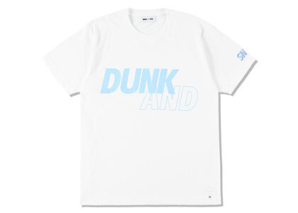 SNKR DUNK × WIND AND SEA Dunk Tee Whiteの写真