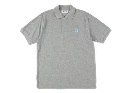 WIND AND SEA Sea CT Kanoko Polo Shirt Grayの写真