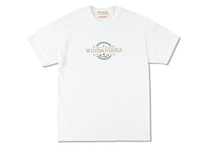 WIND AND SEA Be Youth Town Tee Whiteの写真
