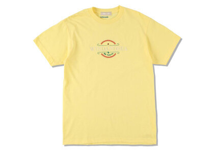 WIND AND SEA Be Youth Town Tee Yellowの写真