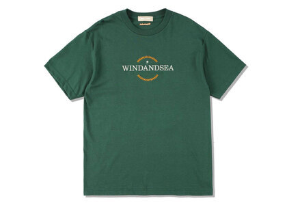 WIND AND SEA Be Youth Town Tee Greenの写真