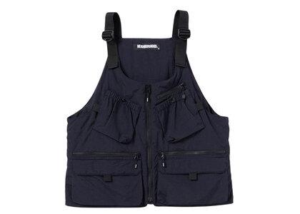 Neighborhood Mil-Pack N-Vest Blackの写真