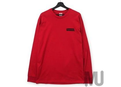 Supreme Sacred Unique L-S Tee Redの写真