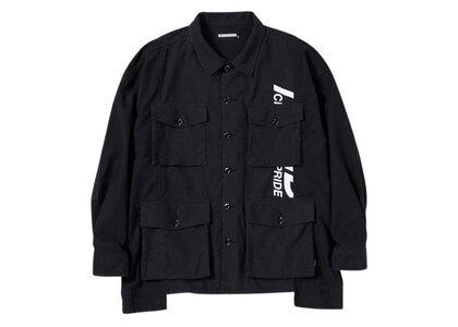 Neighborhood Bdu Mod C-Shirt LS Blackの写真