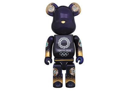 Aritayaki Be@rbrick 400% 2(TOKYO 2020 Olympic emblem)の写真