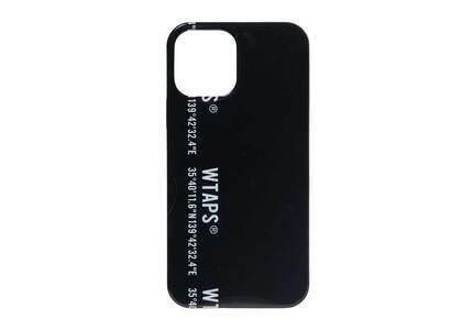 Wtaps Bumper iPhone Case TPU Blackの写真