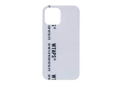 Wtaps Bumper iPhone Case TPU Whiteの写真